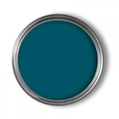 Perfection muurverf tester mat petrol blue 75ml | Praxis - the colour I'd like to paint our building one day.