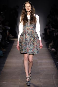 Carven Fall 2012 Ready-to-Wear Collection Slideshow on Style.com