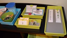 Montessori activities for 2-3 year olds