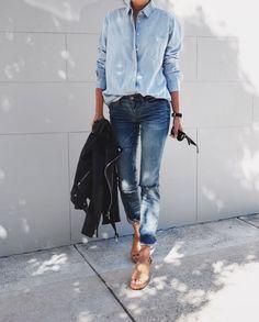 Basic yet fashionable