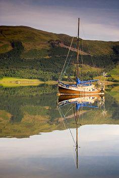 Scotland - Loch Leven