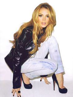 Lindsay Lohan....When she was stunningly gorgeous!❥✧➳ Pinterest: miabutler
