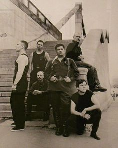 Группа Любэ, 1994 год.