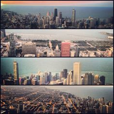 Skylines Chicago
