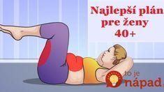 Väčšina žien má problém s mäkkým bruškom a stehnami: Trénerka poradila jednoduchý plán, ktorý funguje lepšie ako beh a brušáky! Tabata Workouts At Home, Tabata Cardio, Pilates Workout, Exercise, Pilates Quotes, Pilates Benefits, Fat Burning Cardio, Pilates For Beginners, Race Training