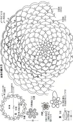 Crochet Potholders, Crochet Doilies, Crochet Flowers, Doily Patterns, Crochet Patterns, Thread Crochet, Knit Crochet, Snowflakes, Dream Catcher