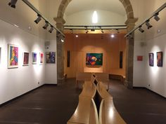 Exposición en la capela de San Roque .Sada.www.pintoranovais.com