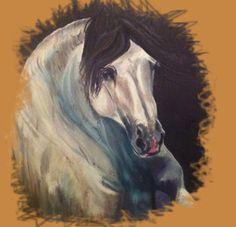 Spanish Horse PRE