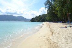 A beautiful Thailand beach.☀️