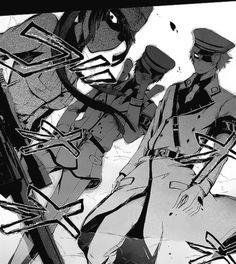 aoharu x kikanjuu manga final - Buscar con Google