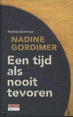 bol.com | Tijd als nooit tevoren, Nadine Gordimer | Boeken