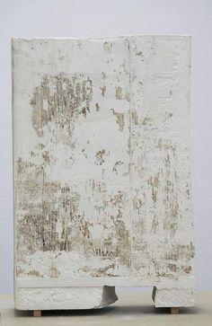 Leon Duniec, untitled no 011, plaster