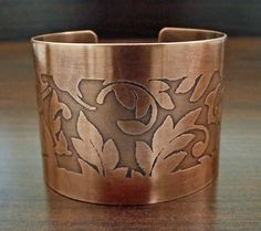 Handmade Copper Jewelry by AddictionToDetail on Etsy, $42.00