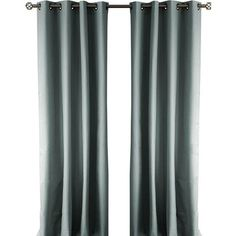 Lite Out Cabo Blackout Curtain Panels