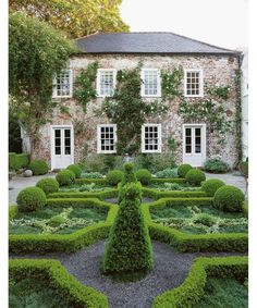 Jaw-Dropping Gardens on Pinterest - DuJour