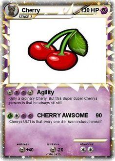 Pokemon Cherry
