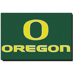 Oregon Ducks NCAA Tufted Rug (30x20)