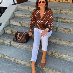 Fall Outfits For Work, Mom Outfits, Chic Outfits, Smart Casual Outfit, Casual Chic, Outing Outfit, African Fashion Ankara, Classic Wardrobe, Fashion Over 40