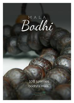 Bódhifa mala:  tradícionális tibeti buddhista 108 szemes mala (imafüzér, számláló) bódhifa magjából kitűnő választás, bármilyen mantrát is mondasz  Sakyamuni Buddha  Bodhgayan, Indiában egy bodhi fa alatt érte el a teljes megvilágosodást. ennek a fának így nagyon fontos és erőteljes szimbolikája van a buddhizmusban a buddhi szó jelentése értelem, mely egy szanszkrit szó, önismeretetet és megismerést is jelent A bodhi fa erről kapta a nevét. Meglehetősen inspiráló elnevezés ugye?
