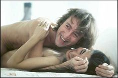 """John Lennon and Yoko Ono during the filming of a video to promote their new album, """"Double Fantasy"""", New York City, November 26, 1980. by Yoko Ono official, via Flickr"""