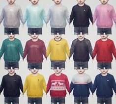 KK Sweatshirts 02 for Toddler