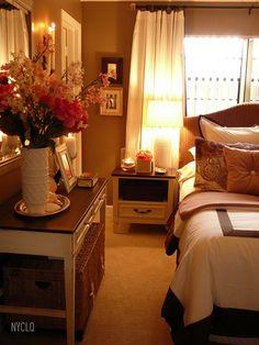 Client Project: Rieb Bedroom Renovation - Retreat Rescue - tailored Romantic - Miami FL - After