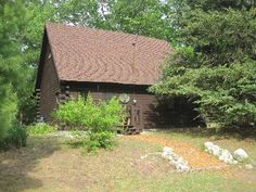 | Streamside Retreat | Vacation Rental in Irons, Michigan on Little Manistee River http://www.vrbo.com/223705