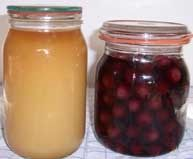 Obst Einkochen