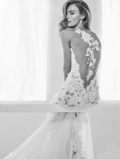 -Atelier Pronovias- RAISEL close back view