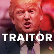 Traitor Trump No classified national security briefings for Donald Trump!