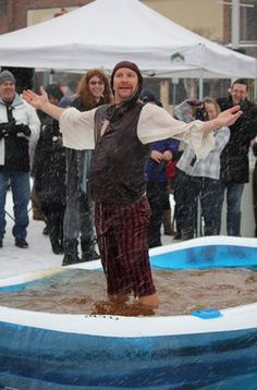 SNAP Kitchener/Waterloo - 2012 KW Polar Plunge for KidsAbility