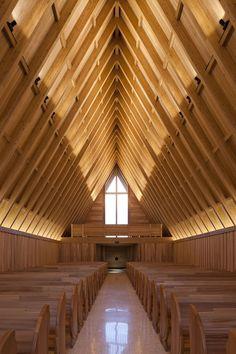 Igreja Mei Li Zhou / Tsushima Design Studio
