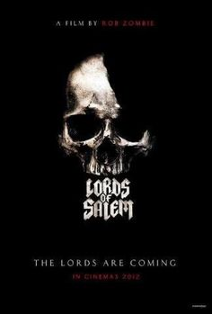 Lords of Salem, can't wait for the new Rob Zombie film