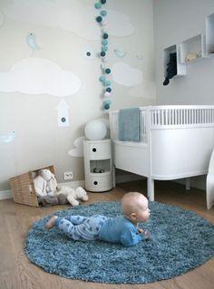 cuartos de bebes recien nacidos niños