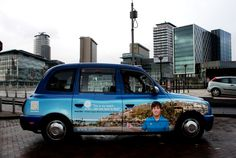Out of Home International and the Media Agency Group integrate the best outdoor advertising formats to compliment the wider campaign from the Anfi Group. Taxi Advertising, Out Of Home Advertising, New Press, City Streets, Manchester, Campaign, Urban, Europe, Outdoor