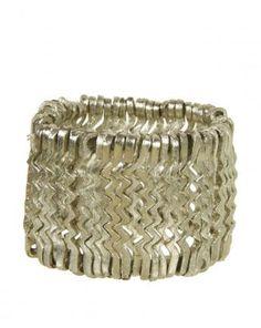 Bungalow 8 Zig Zag Bracelet
