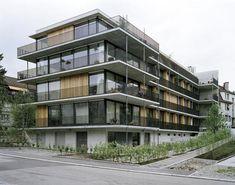 Galerie k příspěvku: Bytový dům v Curychu | Architektura a design | ADG