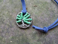 Picture of Tree of Life wire pendant