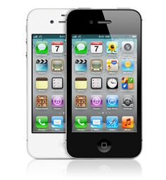 iPhone 4, simply everything with me, wherever I go...