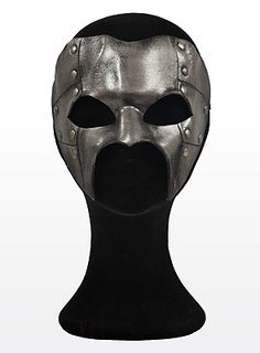 Steampunk Phantom Iron Made of Leather