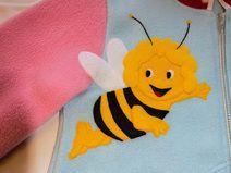 Frühlingsjacke   Die Biene Maja