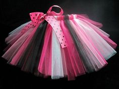 Monster High Themed TuTu- Draculaura