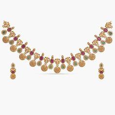 Gini Necklace Set – Tarinika