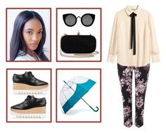 """""""let my love loose again"""" by disabledpaladin on Polyvore featuring Phase Eight, H&M, STELLA McCARTNEY, Hunter and Quay"""