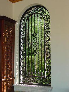Windows - L&L Ornamental Aluminum & Ironworks