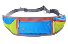 Mountaintop Running Belts/Sport Waist Pack/Waist Pouch/Waist Bag-fit iPhone 6/6s plus ** For more information, visit image link.