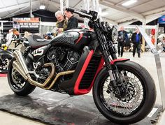 Indian Scout Modified