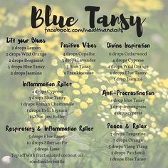 Blue Tansy doterra essential oil diffusing and using for inflammation, pain and soothing Blue Tansy Essential Oil, Calming Essential Oils, Essential Oils Guide, Essential Oil Perfume, Essential Oil Diffuser Blends, Essential Oil Uses, Doterra Essential Oils, Doterra Diffuser, Yl Oils