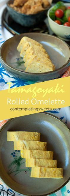 Japanese Egg Roll- Tamagoyaki - A classic Japanese bento dish with traditional flavors.