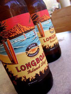 Longboard Island Lagar, Kona Brewing Co., Kona, HI.